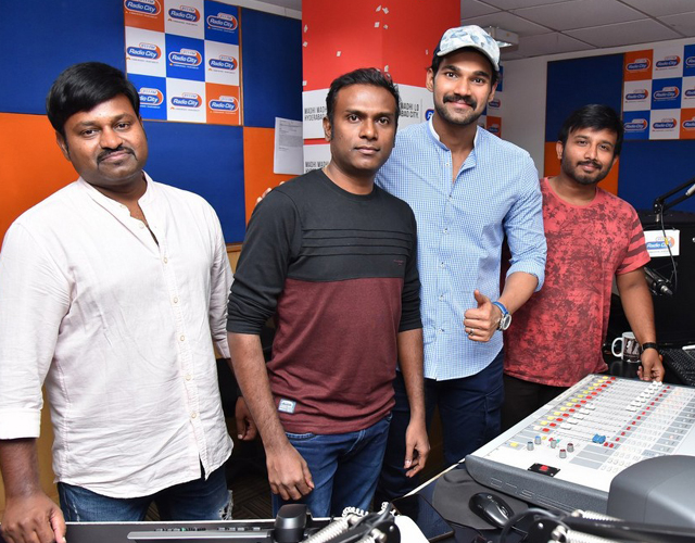 Sita Movie Song Lauunch At Radio City