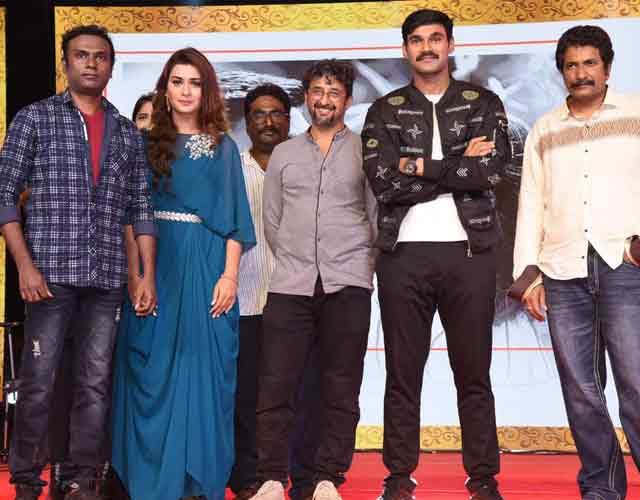 Sita Movie Teaser Launch