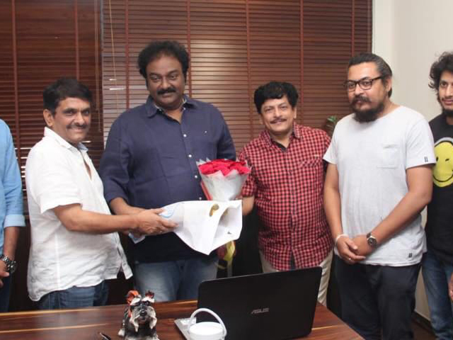 VV Vinayak Launched Subhalekhalu Movie Second Song