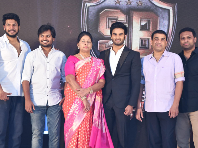 Celebs at Sudheer Babu Productions Launch Events