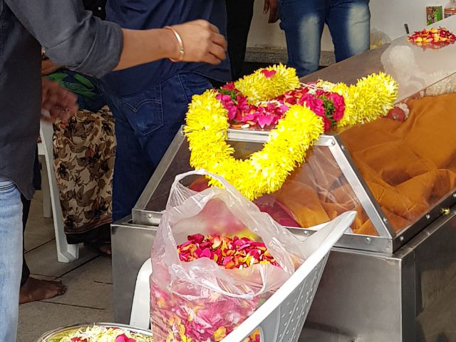 Anchor Suma Mother In Law Passes Away Photos
