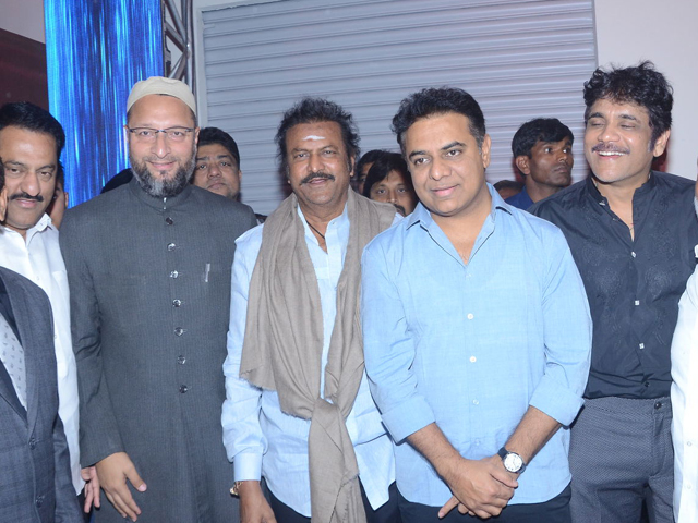 Celebs at Taher Sound 40 Years Celebrations