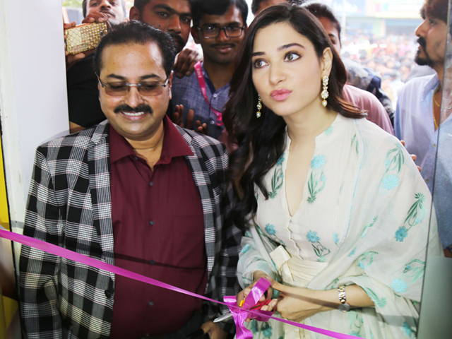 Tamanna Launches B New 50th Mobile Store
