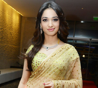 Tamannaah Bhatia Saree Photos