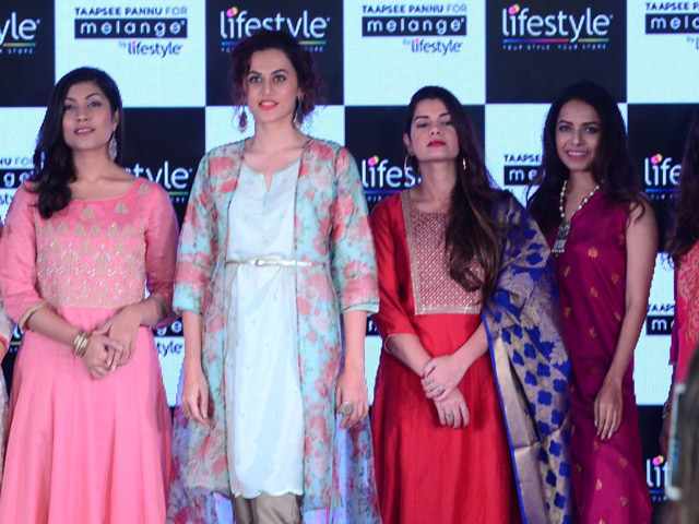 Melange Collections Launch by Tapsee