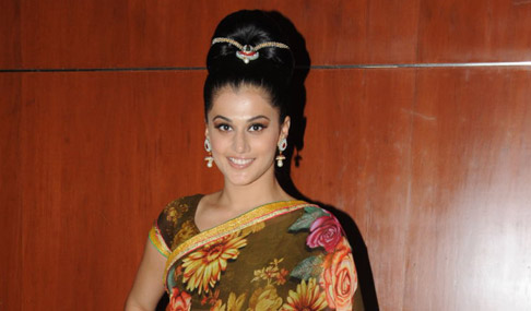 Tapsee Ramp Walk Photos