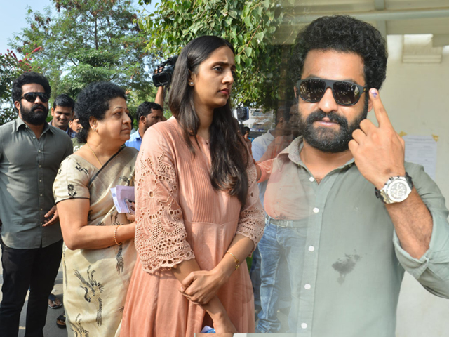Jr NTR Family Casting Vote