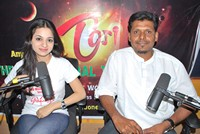 Actress Reshma Stilla at Tori