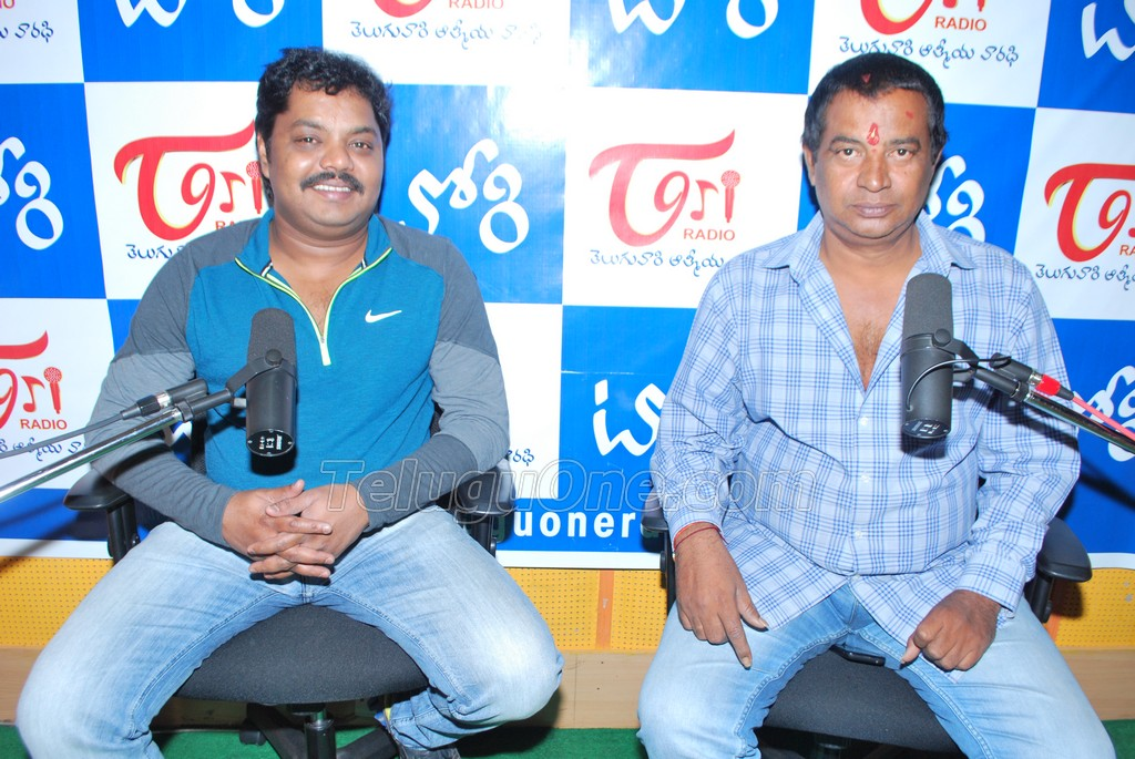 Music Director JB Stills at Tori