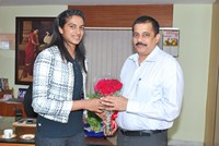 PV Sindhu Stills at Tori
