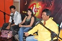 Prabhanjanam Movie Team at Tori