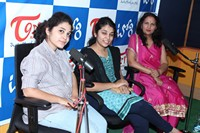 Singers Damini and Mounima Stills at Tori