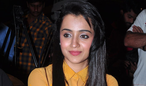Trisha Krishnan New Photos