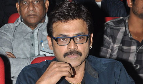 Venkatesh at Gopala Gopala Audio Launch