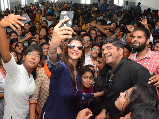 Wife of Ram Promotions at AVN Engineering College