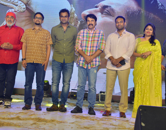 Yatra Movie Pre Release Event Photos