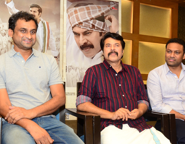 Yatra Movie Press Meet
