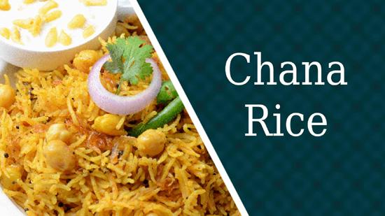 Channa Rice