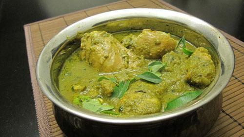 Green Chilli Chicken Recipe