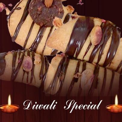 Chocolate Mawa (Diwali Special)