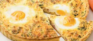 Egg Keish