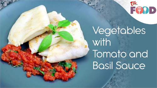 How to Make Tomato and Basil Sauce with Vegetables