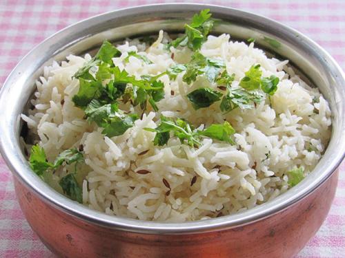 Indian food recipes telugu recipes andhra recipes andhra jeera rice recipe forumfinder Gallery