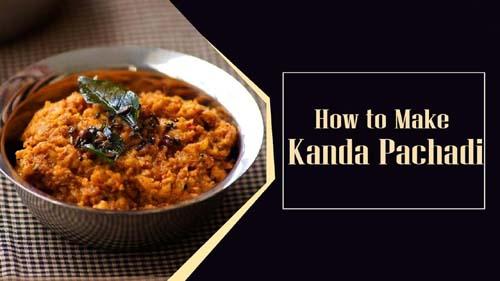 Kanda Pachadi (Karthika Masam Special)