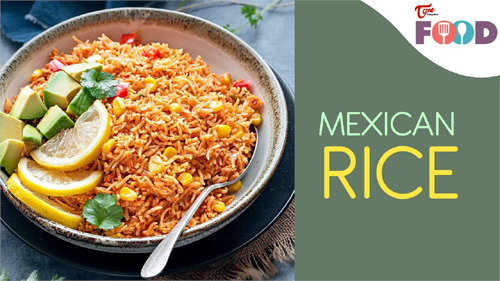 Mexican Corn Rice Recipe