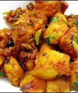 Punjabi Aloo Fry