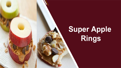 Super Apple Rings