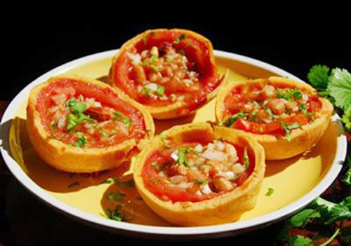 Tomato Masala Bajji Recipe