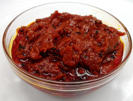 Tomato Nilava Pachadi