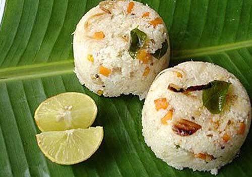 Rava Coconut Upma