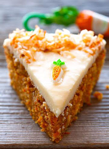 how to make simple carrot cake