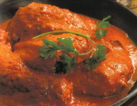 Murgh Masala Chicken