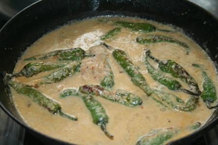 Mirchi Masala Curry