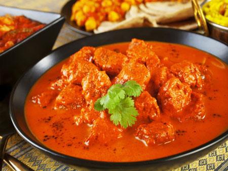 Kashmiri Mutton Curry