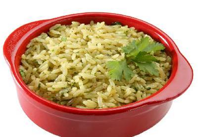 Lemon Mint Rice
