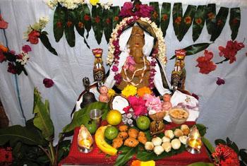 Vinayaka  Naivedyam