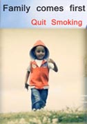 Family Comes First Quit Smoking