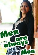 MEN are always MEN
