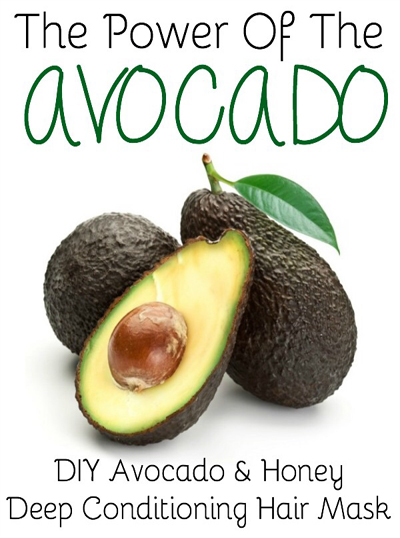 Hair And Face Masks With The Rich Avocado Diy Avocado