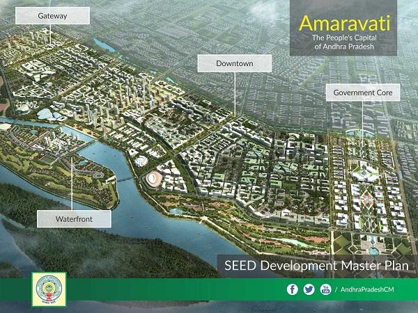 GO Issued for temporary secretariat construction in Amaravati