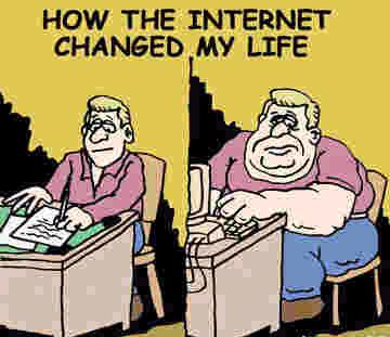 how has the internet changed our lives