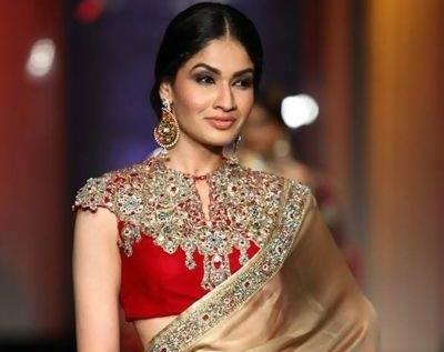 Fashion saree blouse designs 53