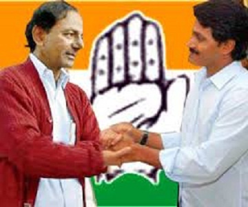 Naidu Gets Support From both YS Jagan & KCR