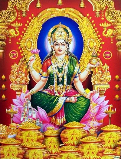 How to make Goddess Lakshmi Happy? | Hindu Goddess Lakshmi