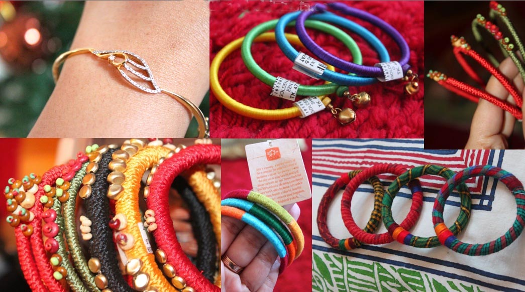 Chunky Multiple Bangle-Bracelets are back in Vogue   Wearing ...