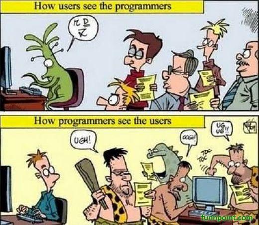 Programmers Computer Programmer Cartoons And Comics Funny